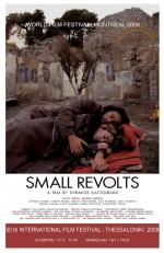 Small Revolts Affiche
